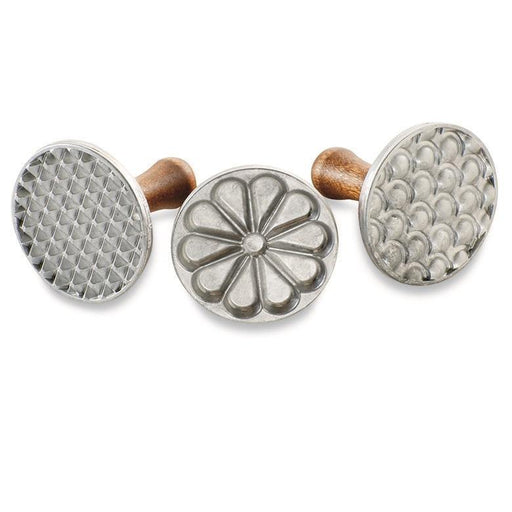 Nordic Ware All-Season Cookie Impressions Cookie Stamps - Faraday's Kitchen Store