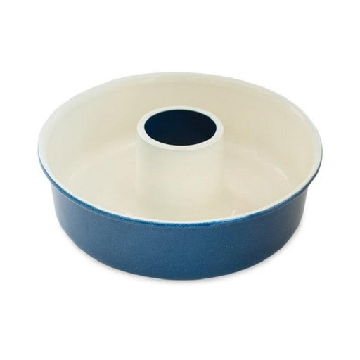 Nordic Ware Blue Nonstick Tube Pan - Faraday's Kitchen Store