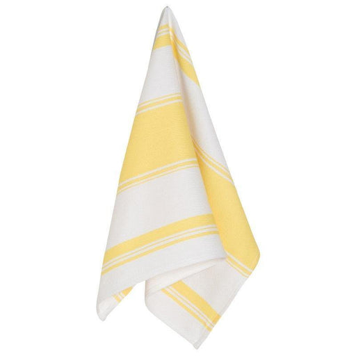 Now Designs Lemon Symmetry Dishtowel - Faraday's Kitchen Store