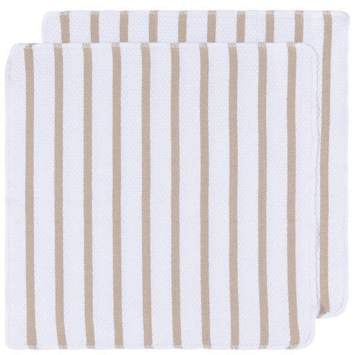Now Designs Sandstone Basketweave Dishcloths - Faraday's Kitchen Store