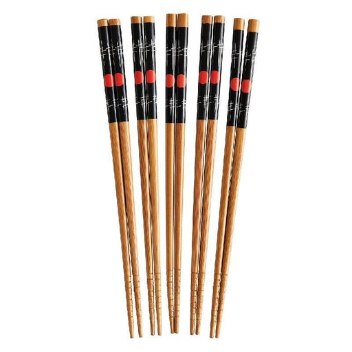 Panda Bamboo Chopstick Set - Faraday's Kitchen Store