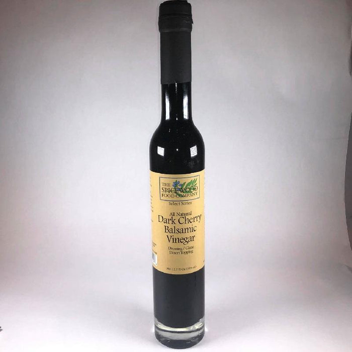 Spicewood Food Dark Cherry Balsamic Vinegar -12.7 oz.
