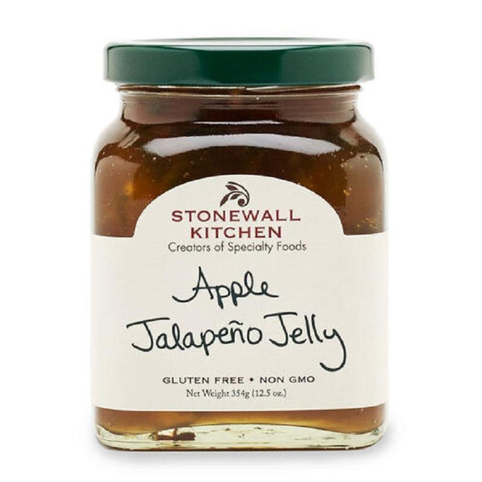 Stonewall Kitchen Apple Jalapeno Jelly - Faraday's Kitchen Store