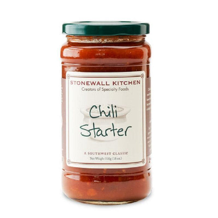 Stonewall Kitchen Chili Starter Sauce - Faraday's Kitchen Store