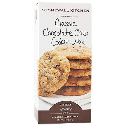 Stonewall Kitchen Chocolate Chip Cookie Mix - Faraday's Kitchen Store