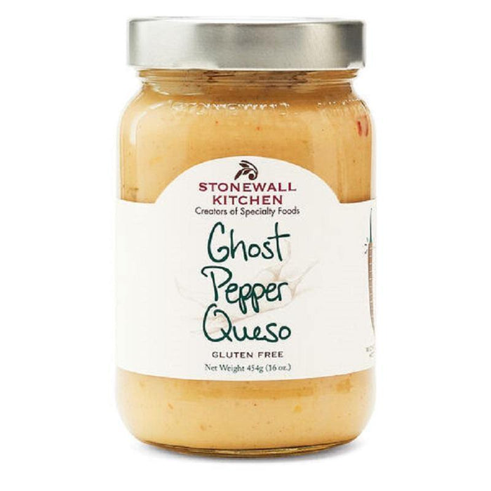 Stonewall Kitchen Ghost Pepper Queso - Faraday's Kitchen Store
