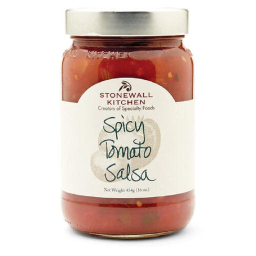 Stonewall Kitchen Spicy Tomato Salsa - Faraday's Kitchen Store