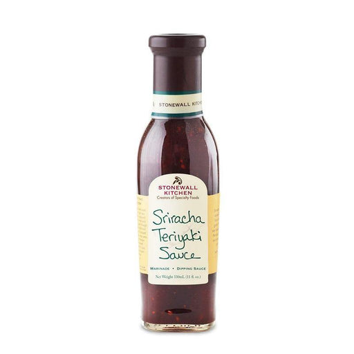 Stonewall Kitchen Sriracha Teriyaki Sauce - Faraday's Kitchen Store