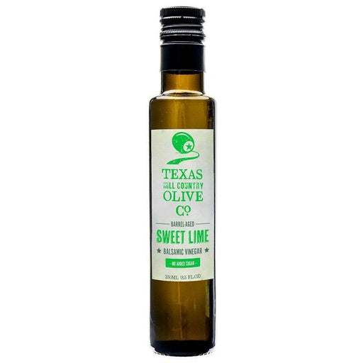 Sweet Lime Balsamic Vinegar - Faraday's Kitchen Store