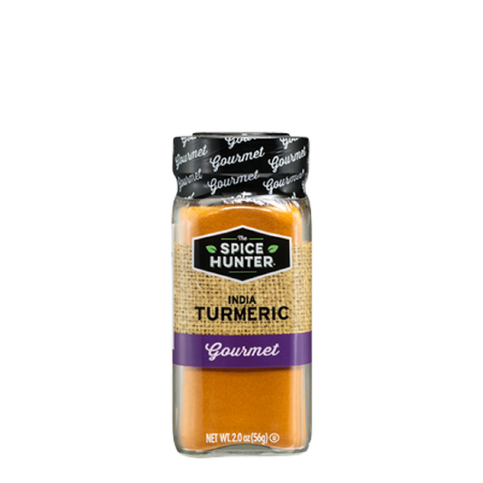 The Spice Hunter Indian Turmeric - Faraday's Kitchen Store