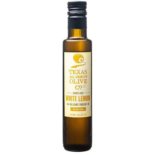 White Lemon Balsamic Vinegar - Faraday's Kitchen Store