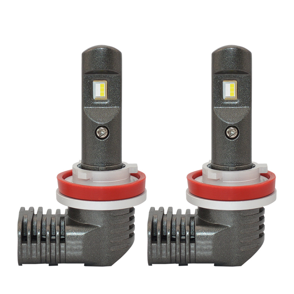 H8/H9/H11 P10 LED Headlight 25W 5600LM 6500K