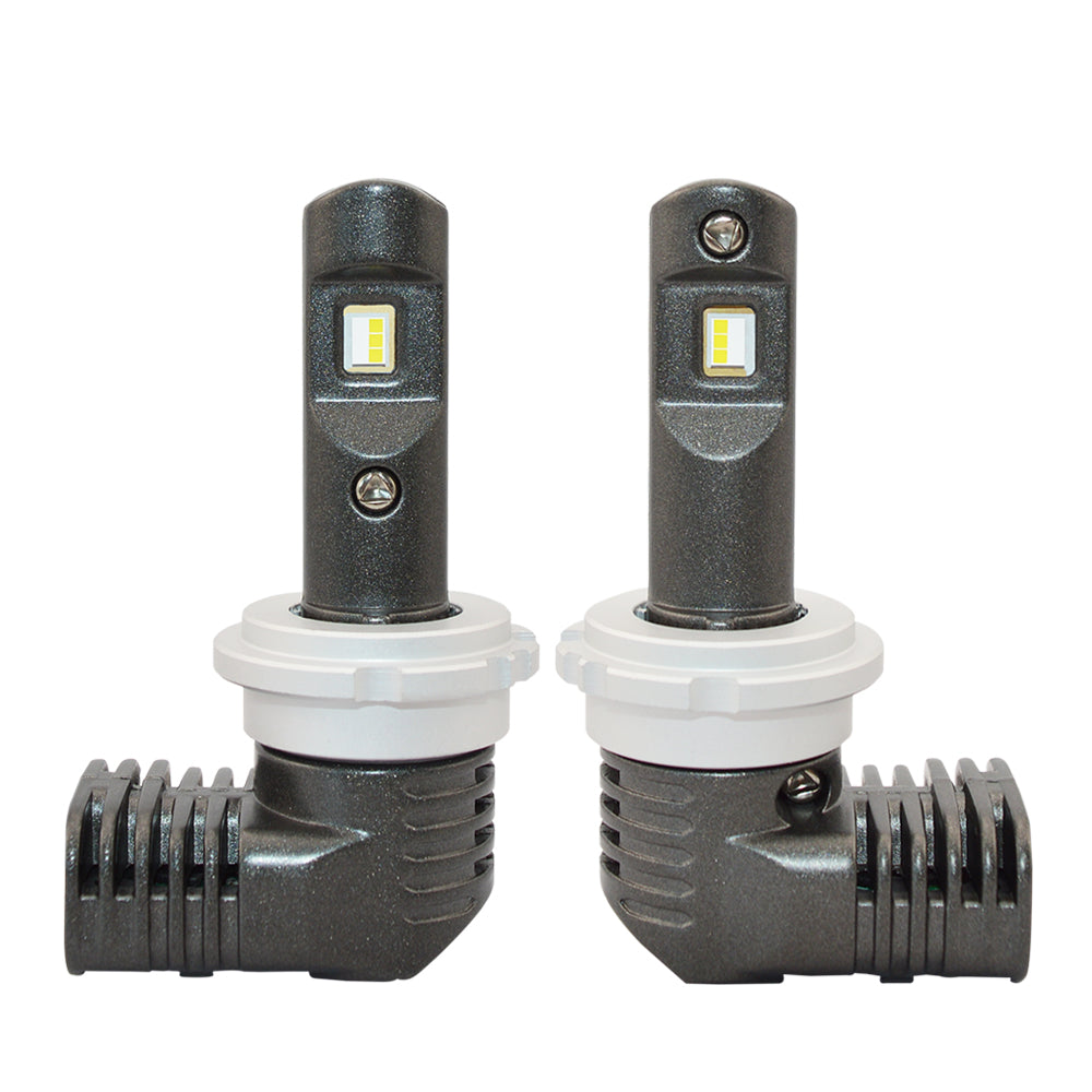 D1/D2/D3/D4 P10 LED Headlight 25W 5600LM 6500K