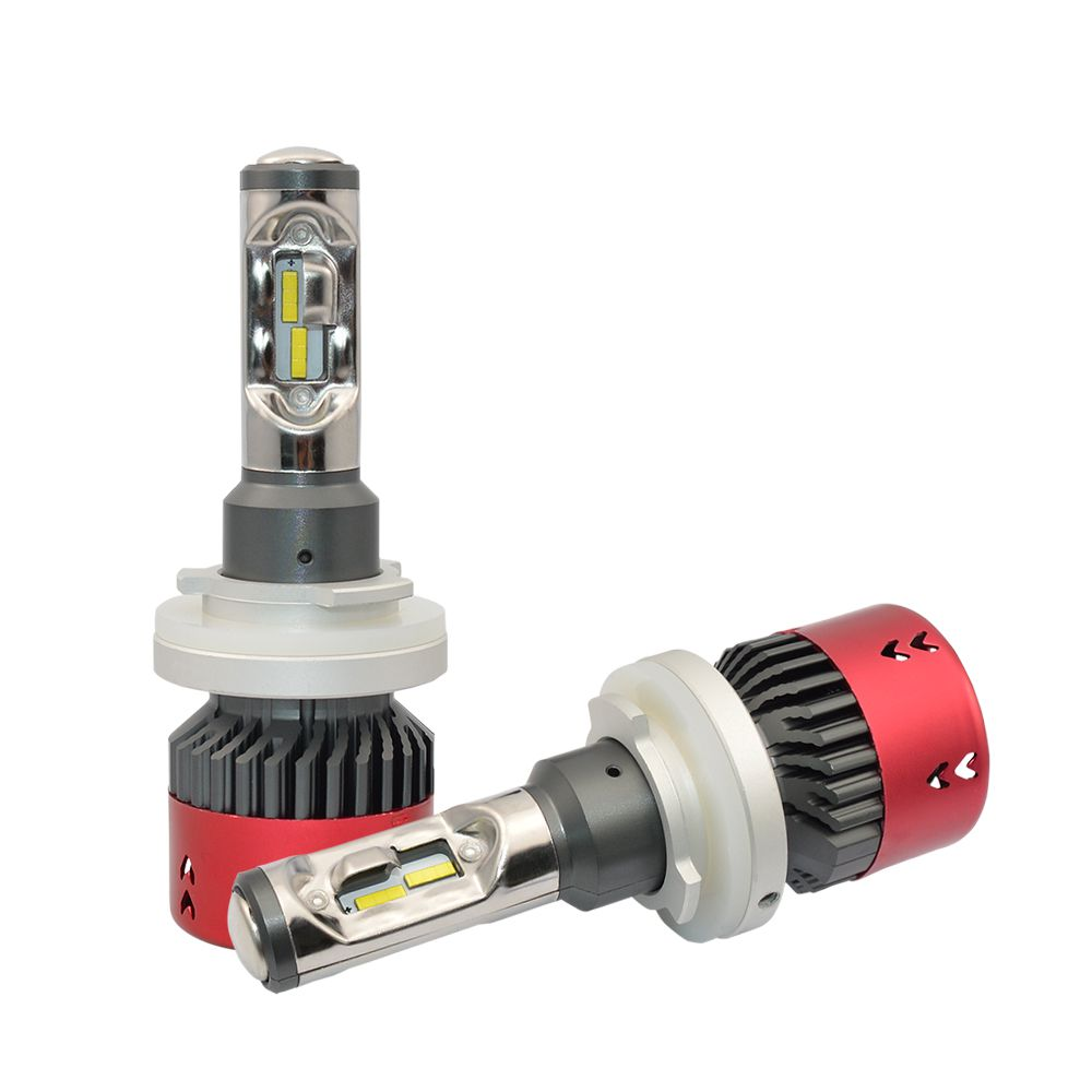H15 V6 LED Headlight 35W 4800LM 6500K