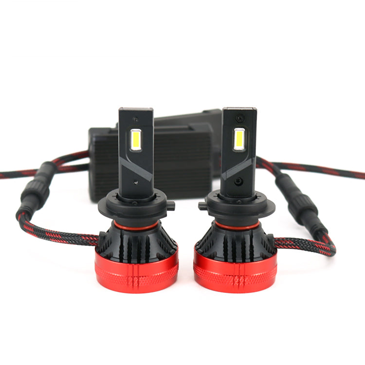 H7 CANBUS F6 LED Headlight 55W 10000LM 6500K