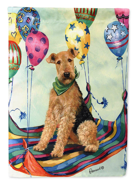 Buy this Airedale High Flyer Flag Garden Size PPP3008GF