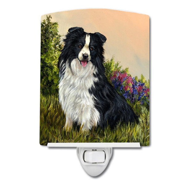 Buy this Border Collie Simplicity Ceramic Night Light PPP3031CNL