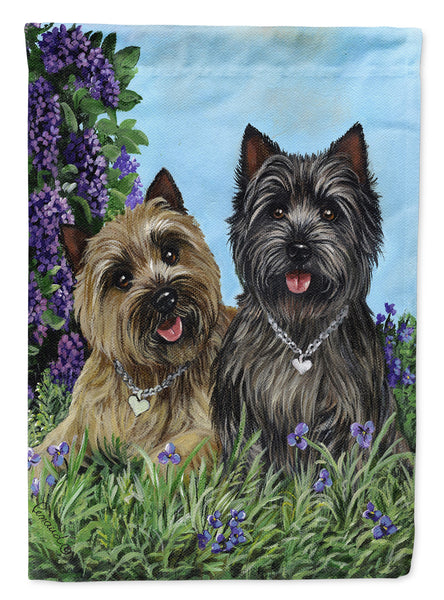 Buy this Cairn Terrier Donation Flag Garden Size PPP3049GF