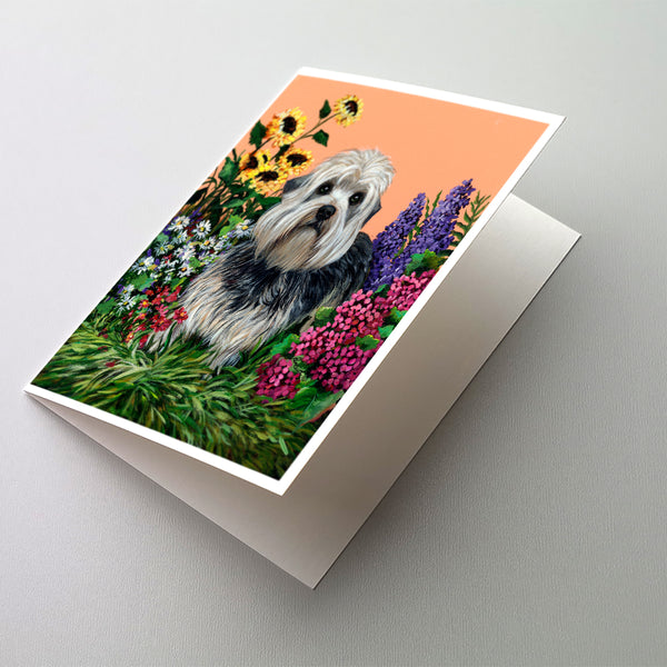 Buy this Dandie Dinmont Terrier Greeting Cards and Envelopes Pack of 8