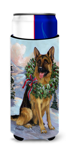 Buy this German Shepherd Christmas Honor Ultra Hugger for slim cans PPP3098MUK