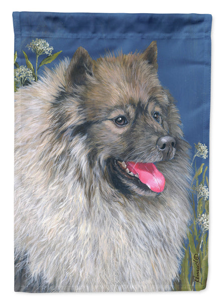 Buy this Keeshond Flag Garden Size PPP3110GF