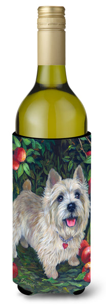 Buy this Norwich Terrier Apple Grove Wine Bottle Hugger PPP3116LITERK
