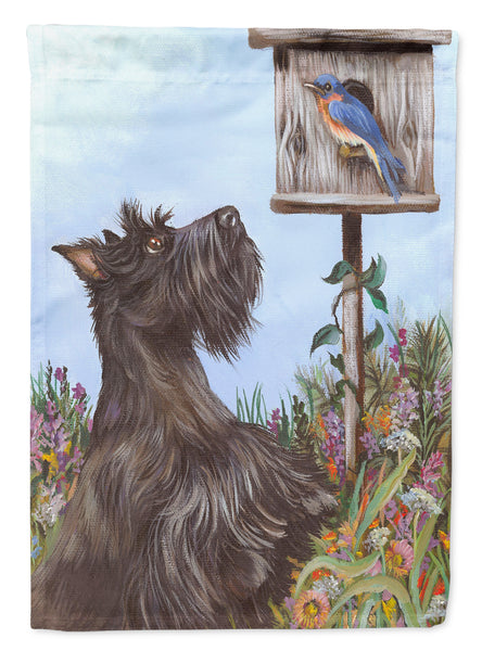 Buy this Scottie Curious Flag Garden Size PPP3173GF