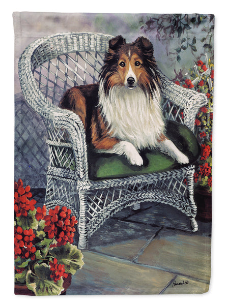 Buy this Sheltie Patio Jewel Flag Garden Size PPP3187GF