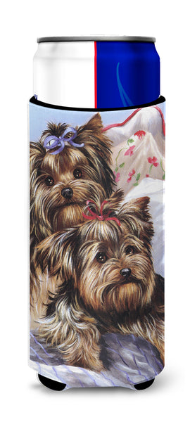 Buy this Yorkie Bed Bugs Ultra Hugger for slim cans PPP3240MUK