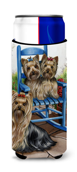 Buy this Yorkie Patio Sweethearts Ultra Hugger for slim cans PPP3242MUK