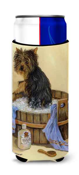 Buy this Yorkie Bath Time Ultra Hugger for slim cans PPP3244MUK