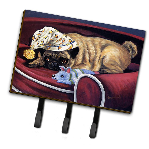 Buy this Pug Goodnight Sweetheart Leash or Key Holder PPP3269TH68