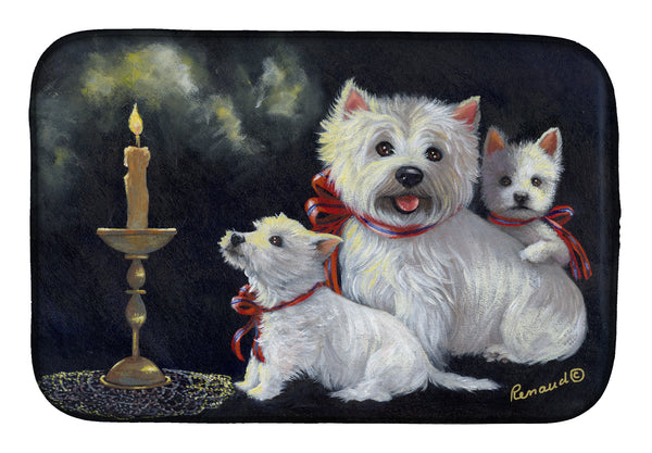 Buy this Westie Westie's Aglow Dish Drying Mat PPP3288DDM