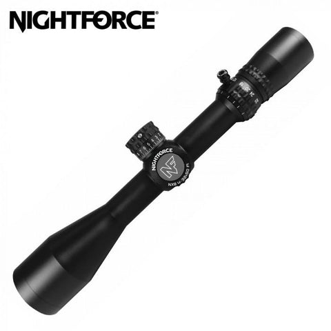 NightForce NX8 4-32x50 F1 Rifle Scope ZeroStop DigIllum Illumination TREMOR3 Reticle C633 Rifle Scope NightForce | D&R Sports Center