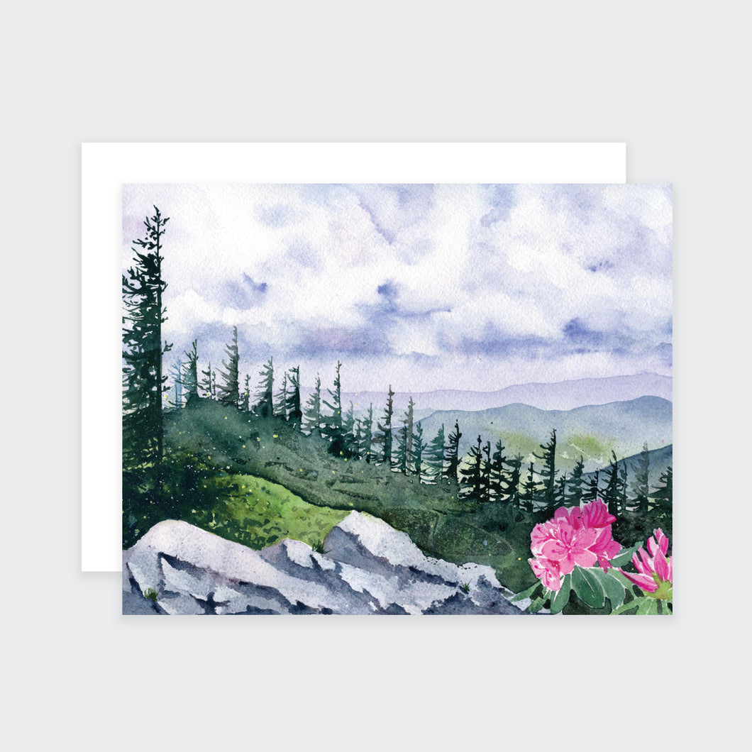 Dolly Sods Notecard Set
