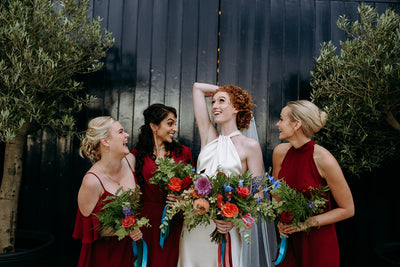 The biggest bridesmaids trends for 2021