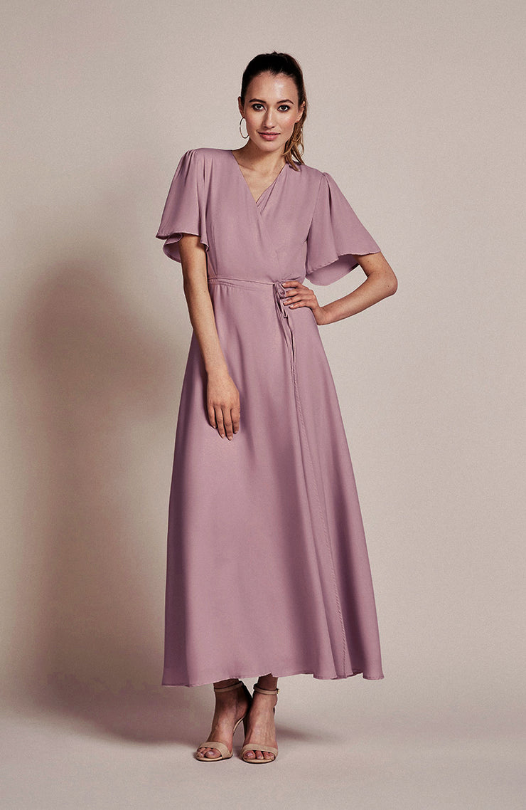 Florence Dress in Heather
