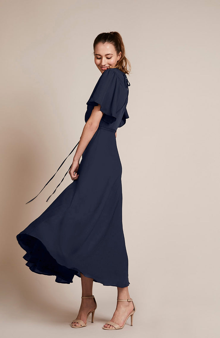 Florence Dress in Ink