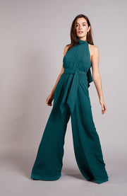 Soho Jumpsuit in Forest