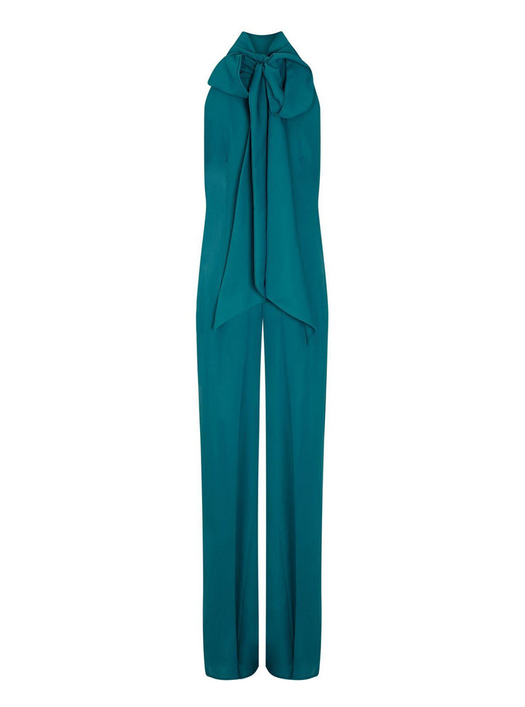 Soho Jumpsuit in Teal