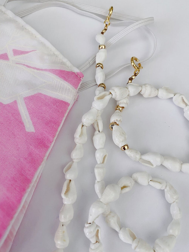 Lei Face Mask Chain