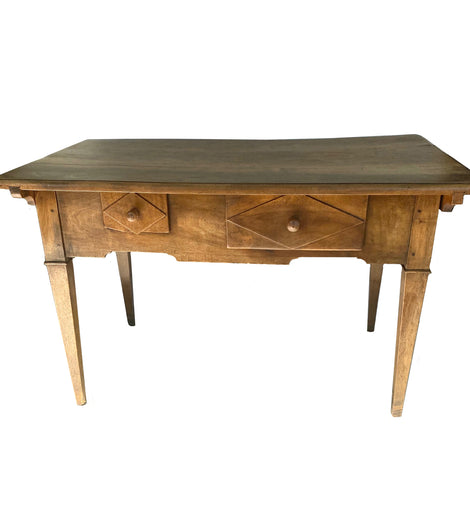 18th Century Walnut French Provincial Table