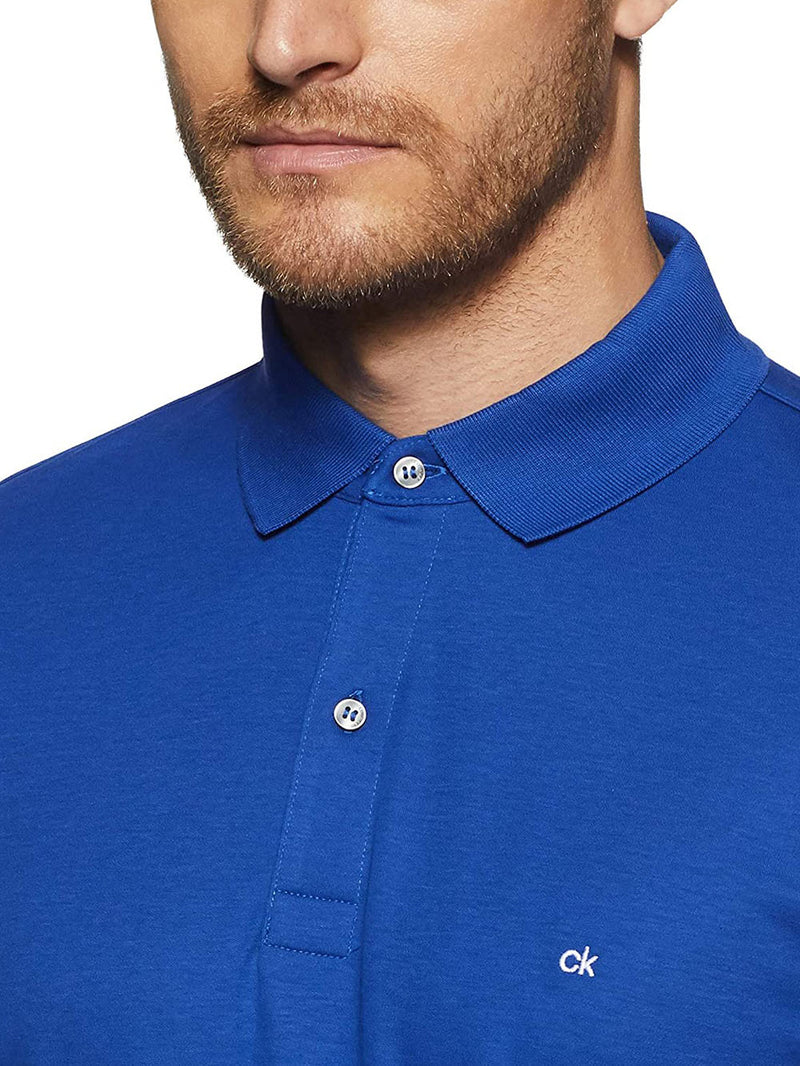 Polo K10K103378 SOFT INTERLOCK CHEST Bluette