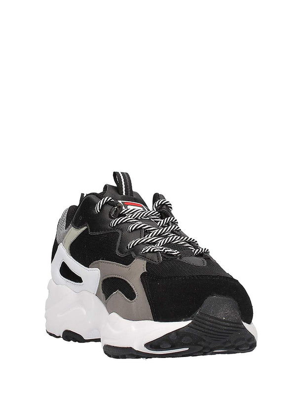 Sneakers RAY TRACER 1010685 Nero bianco