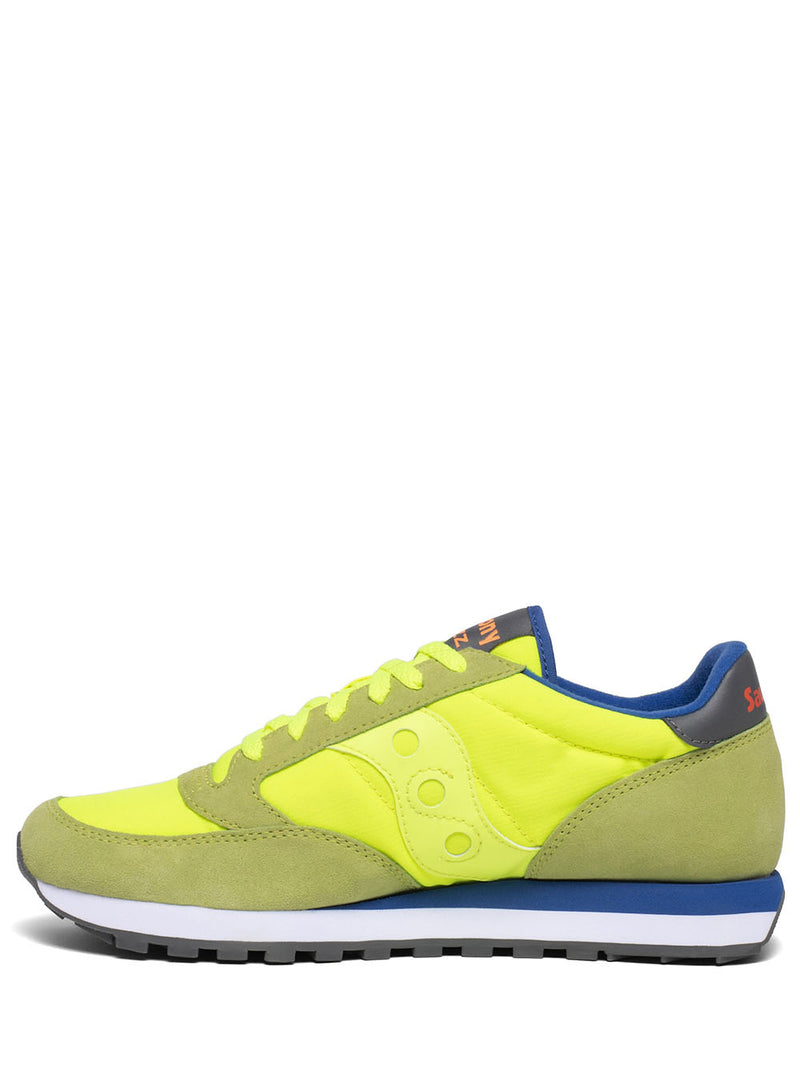 Sneakers JAZZ S2044 Giallo fluo