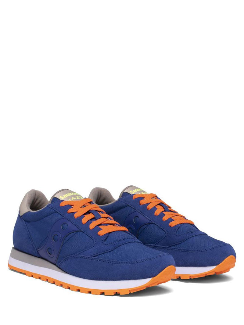 Sneakers JAZZ S2044 Blue/orange
