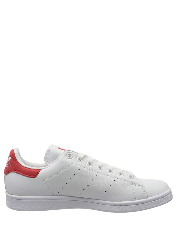 Sneakers STAN SMITH EF4334 Bianco rossa