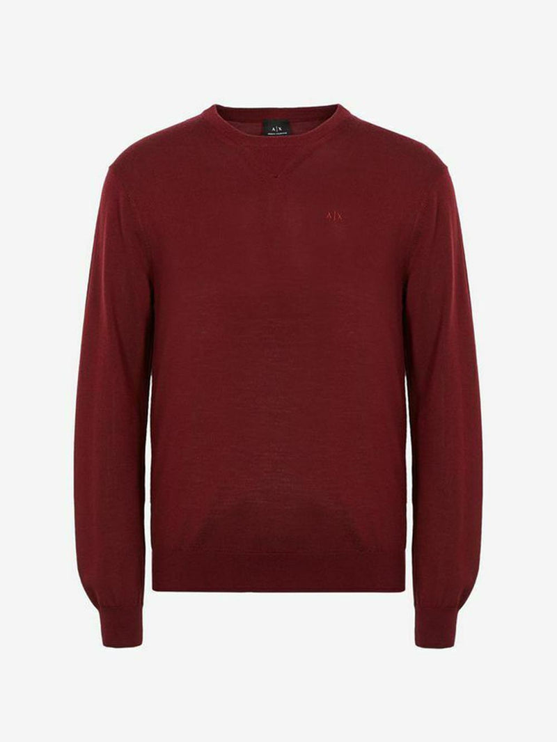 Pullover 8NZM3A ZM8AZ RED HEATHER