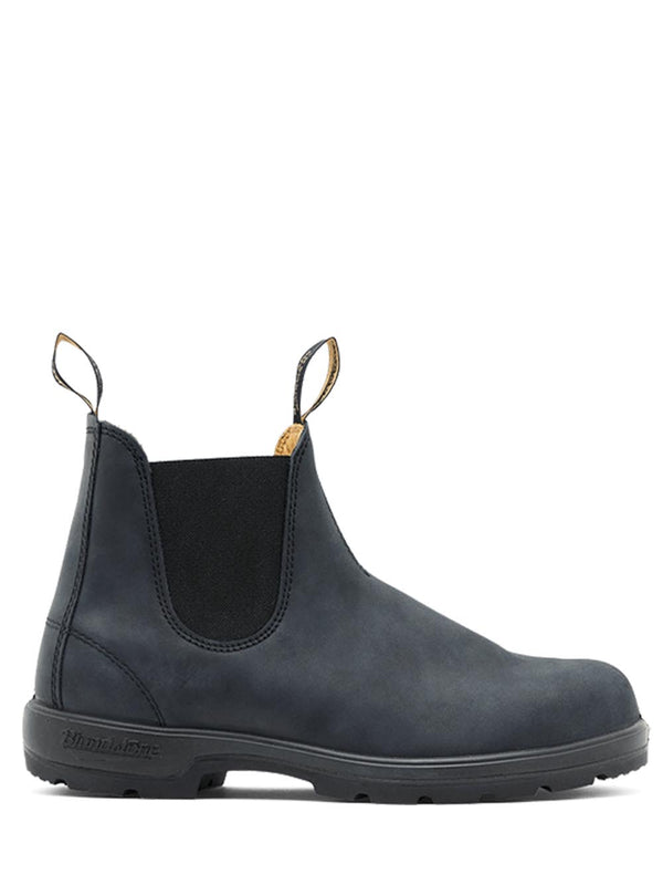 Stivaletti Boot 587 RUSTIC BLACK Nero