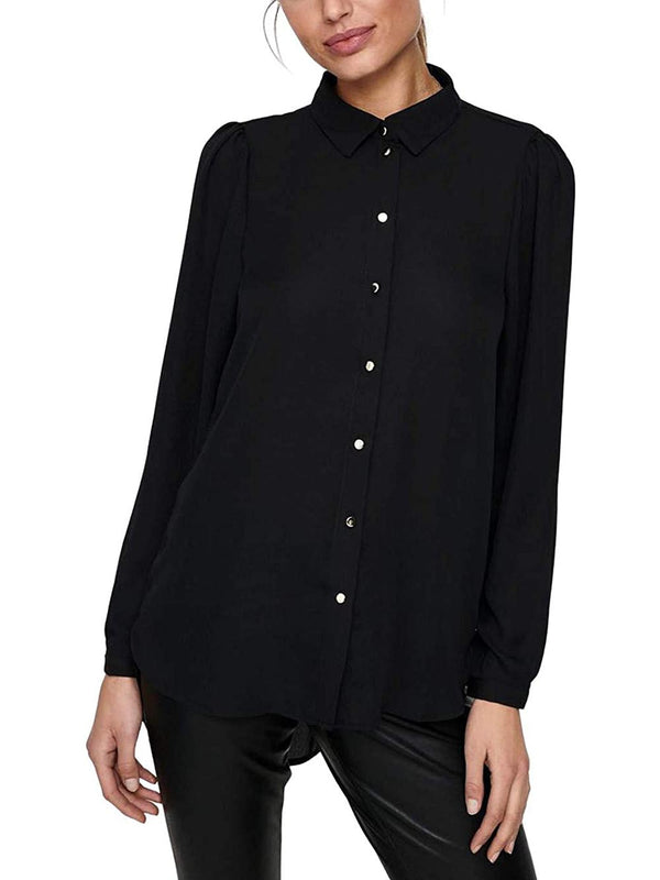 Camicia CLOUD 15212794 Nero